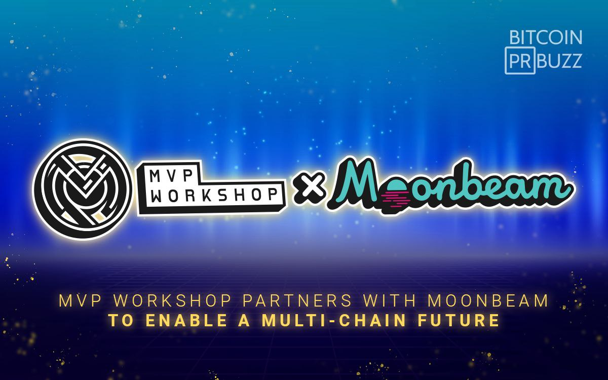 MVP Workshop Partners with Moonbeam To Enable a Multi-Chain Future
