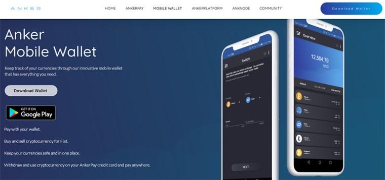 Anker Bitcoin Wallet