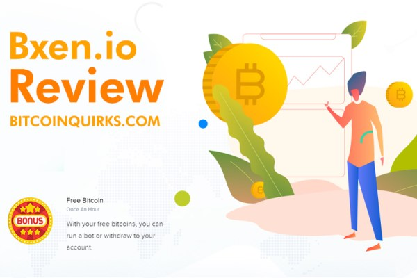 Bxen Review - Bitcoin Faucet & Automated Trading Bots