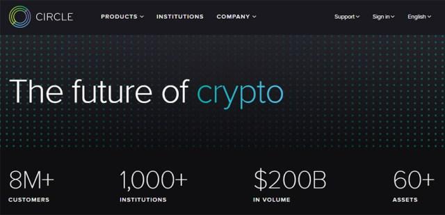 Circle - Crypto Investment Platform