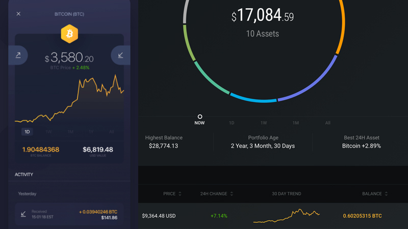 Exodus Wallet - Access and Store Your Bitcoin