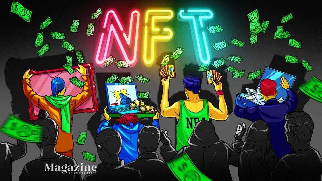 This is how to make — and lose — a fortune with NFTs