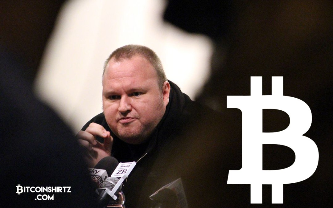 $2000 Bitcoin Is Coming, Says Kim Dotcom