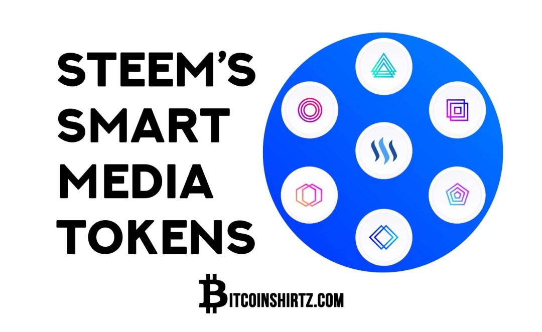 Steems Smart Media Tokens