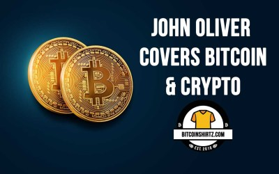 John Oliver Covers Bitcoin And Cryptocurrencies On Last Week Tonight