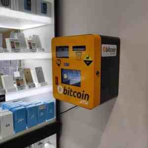Bitcoin & Ethereum ATM in Pair Mobile