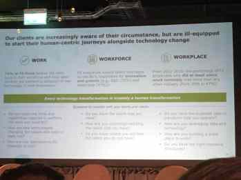 Valarie Daunt - Future Workplace talk