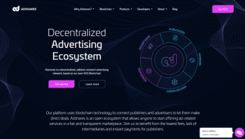 The Adshares Homepage