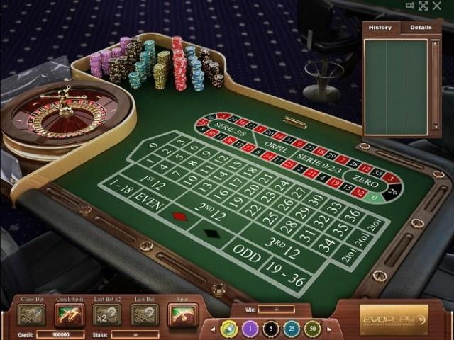Casino 66 buffet