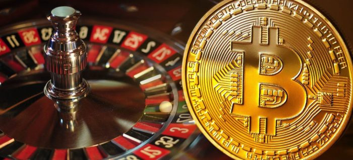 Cryptocurrency and online gambling