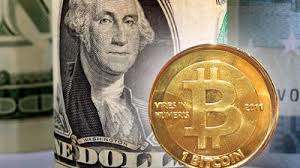 Bitcoin to dollars