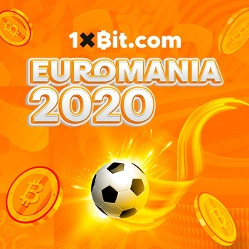 Bet on EURO 2020 and win crypto with EUROMANIA!
