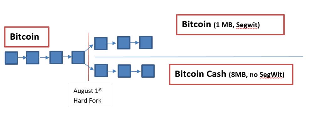 WHAT THE FORK Explaining Bitcoin Forks
