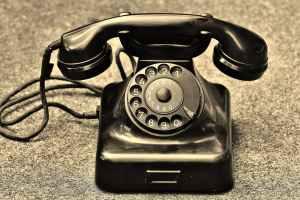 phone, rotary, smart network