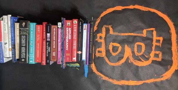 bitcoin, books, knowledge