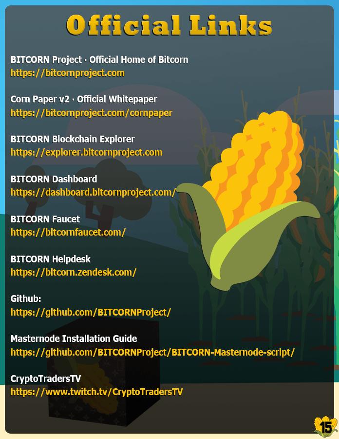 BITCORN Cornpaper