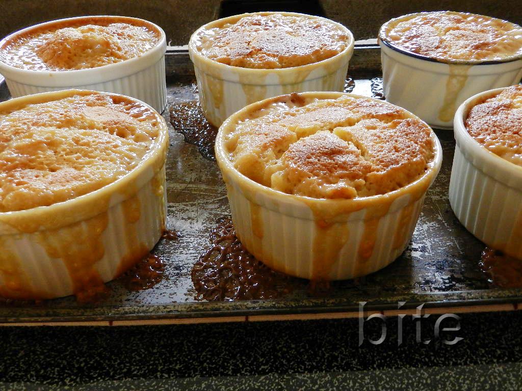 Maple Pudding for Easter Dinner