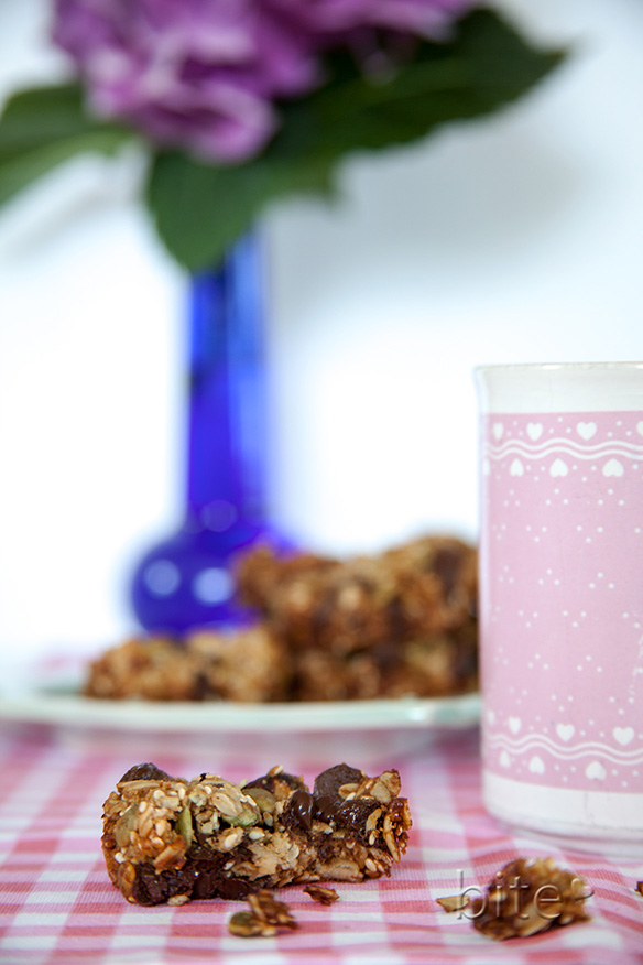 granola crunchies
