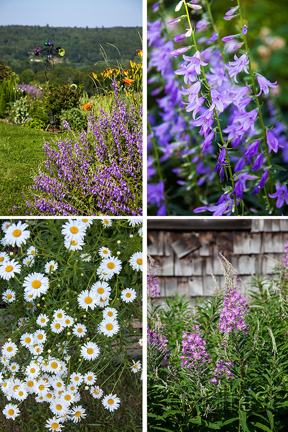 Farmhouse Flower Gardens