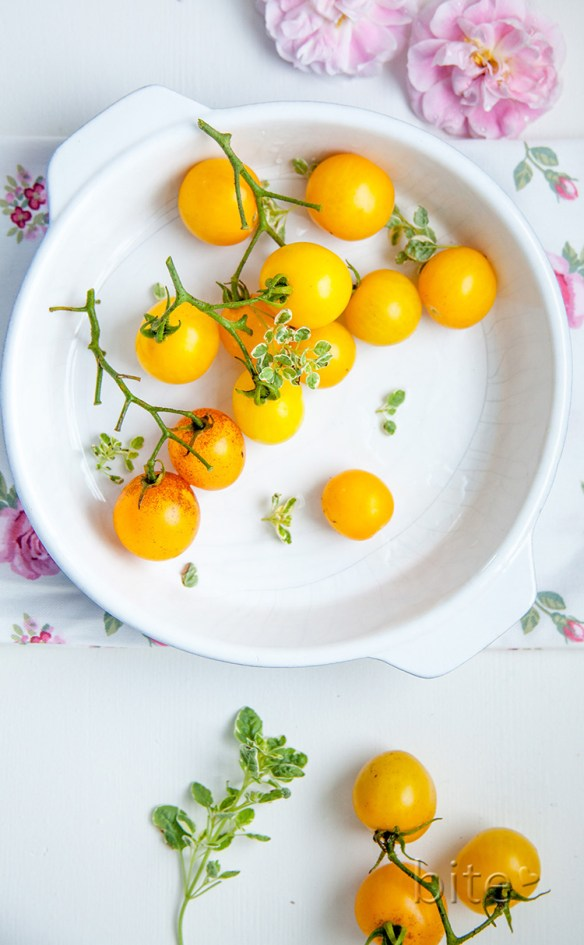 Golden Cherry Tomato 3