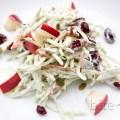 Apple Broccoli Cranberry Salad