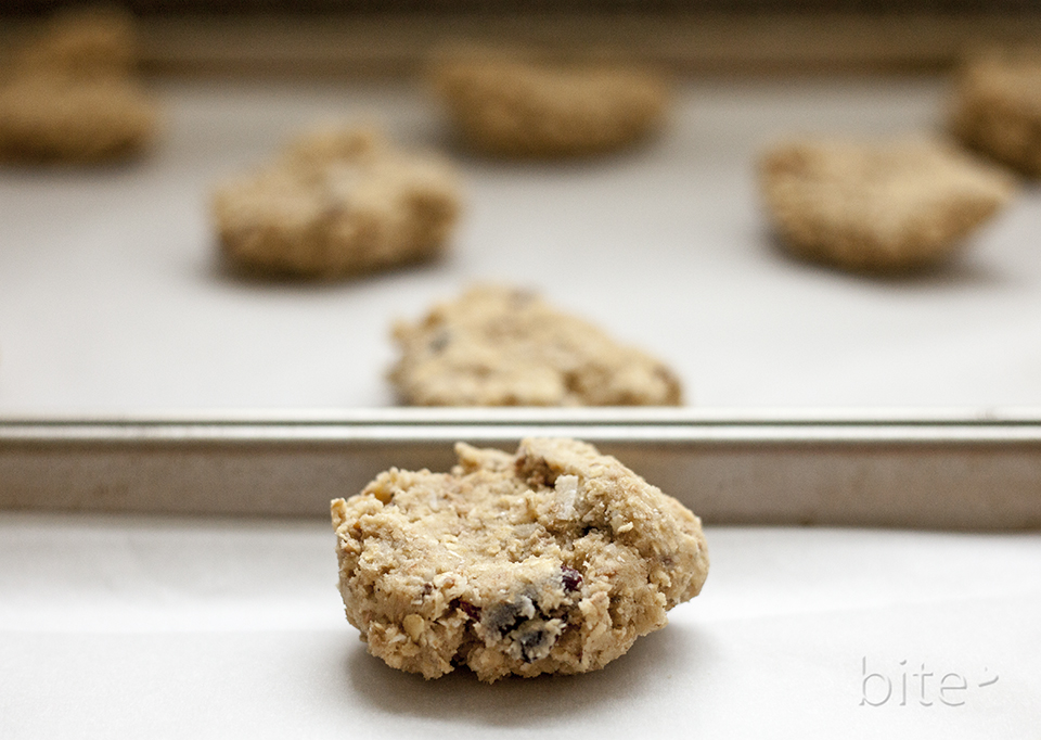 breakfast cookies - a perfect breakfast solution / bitebymichelle.com