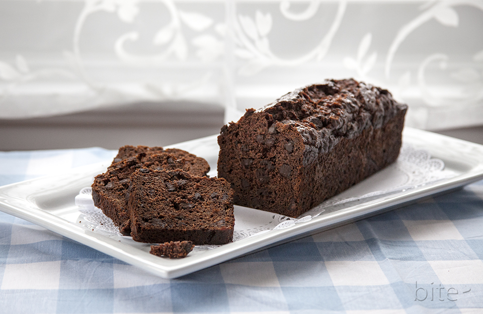 banana bread - double chocolate double awesome