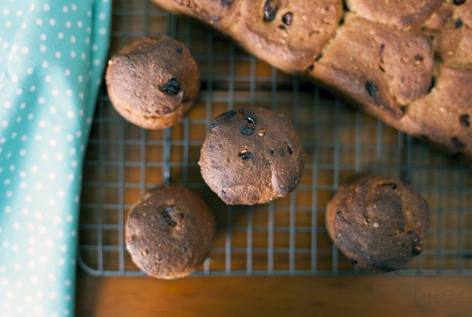 health bread – ugliest rolls I've ever made!