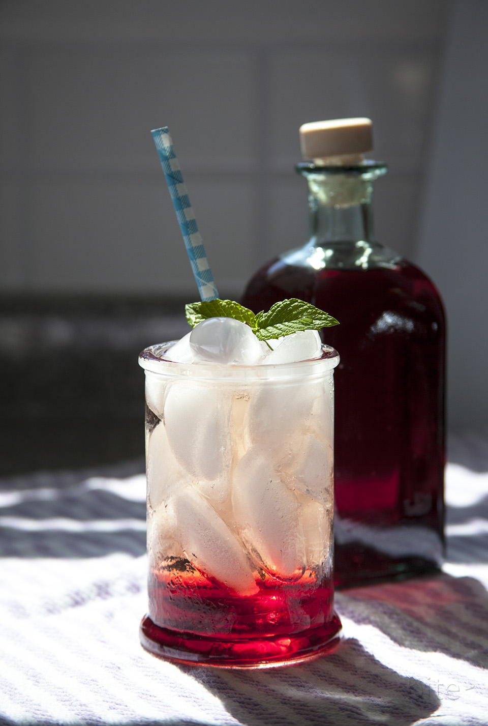 Blackberry Shrub