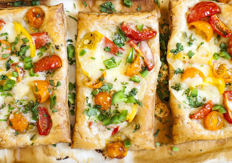 easy summer tomato recipes