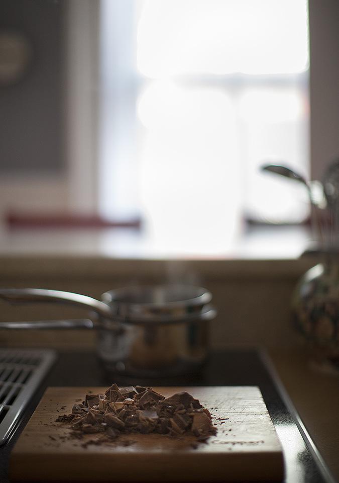Angelina's hot chocolate recipe l bitebymichelle.com