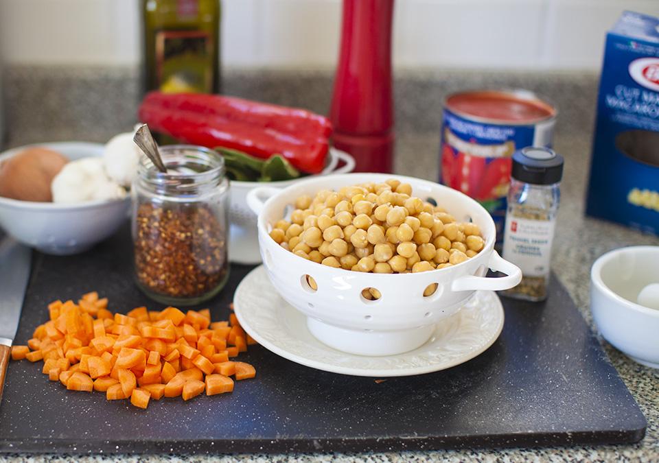 pasta e fagioli - the perfect covid - 19 dish l bitebymichelle.com