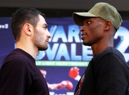 Chaniev_Commey_faceoff