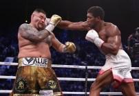 Andy Ruiz Jr v Anthony Joshua, IBF, WBA, WBO and IBO heavyweight championships, Diriyah, Saudi Arabia. 7th December 2019. Picture By Mark Robinson.