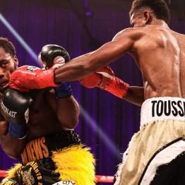 SHObox - Conwell v Toussaint - Fight Night-080