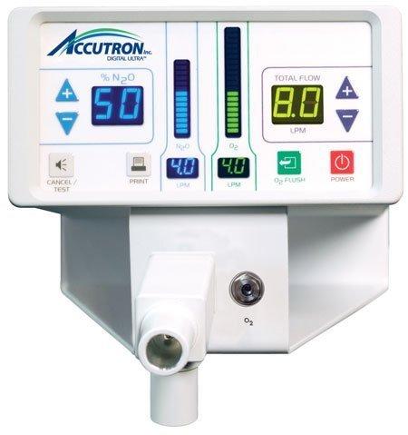 dental flowmeter