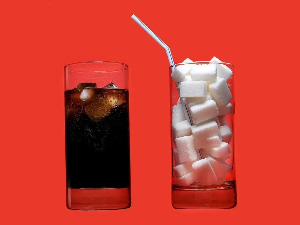 sugar-sweetened drinks