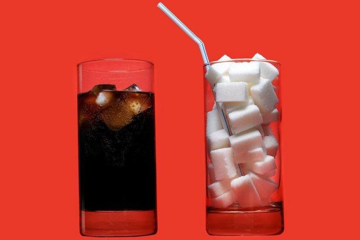 sugar-sweetened drinks