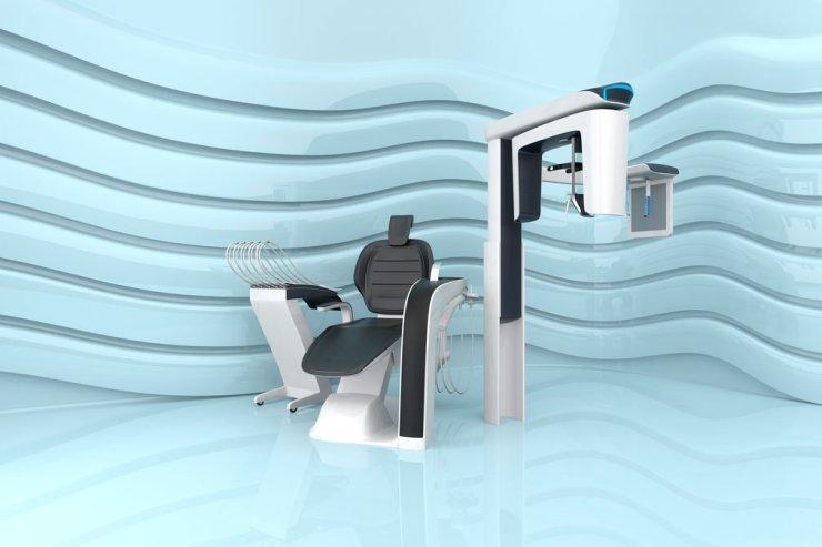 ergonomic dental practice