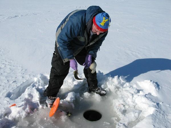 2010 Ice Fishing Photos
