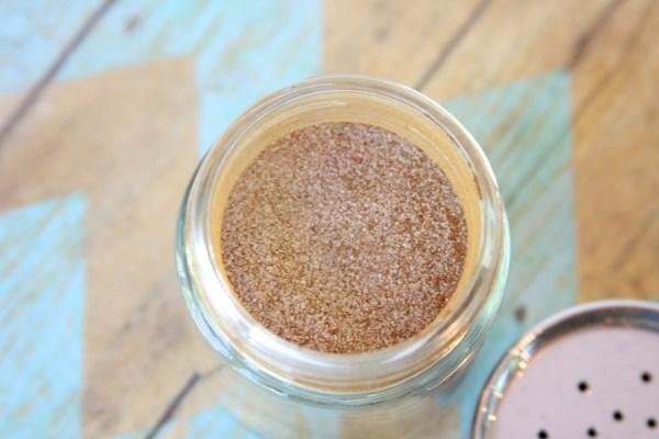 Cinnamon Sugar | Easy Recipe