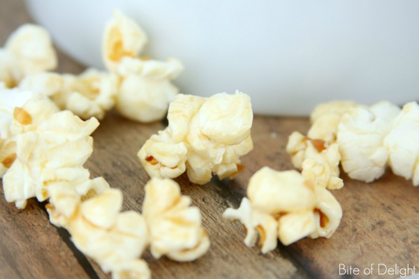 Whirley Pop Kettle Corn   simple recipe   treat