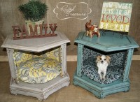 Purr-fect DIY Cat and Dog Bed Ideas - Bite Sized Biggie
