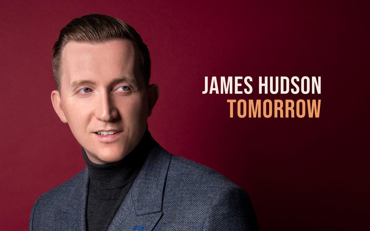 Cover Photo for James Hudson's new album Tomorrow