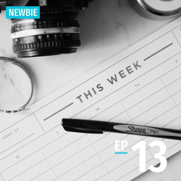 Bite-size Taiwanese - Newbie - Episode 13 - Days of the week - Learn Taiwanese Hokkien