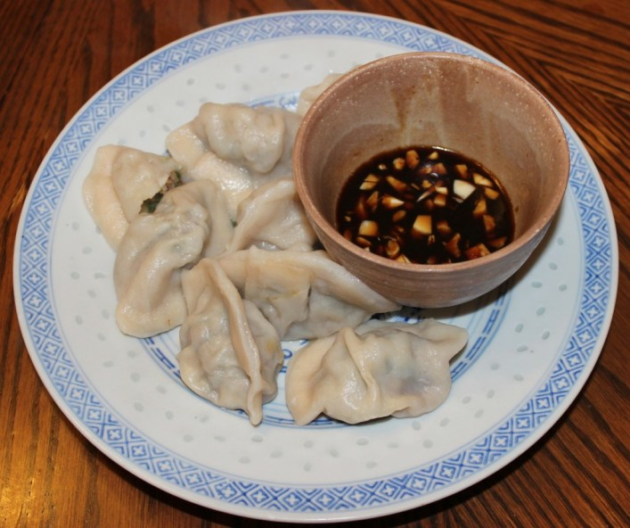 Pot sticker dipping sauce recipe