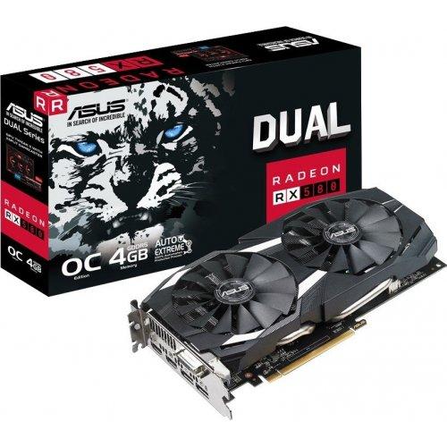 Asus Radeon RX 580 Dual OC 4GB