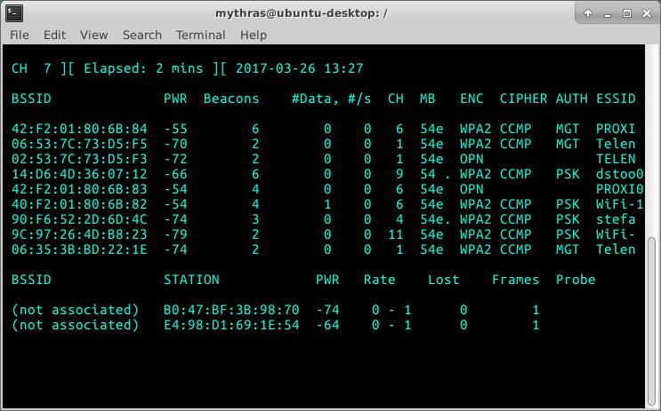 Install aircrack-ng on ubuntu 16 04 LTS - Bitfix! tutorials - IT
