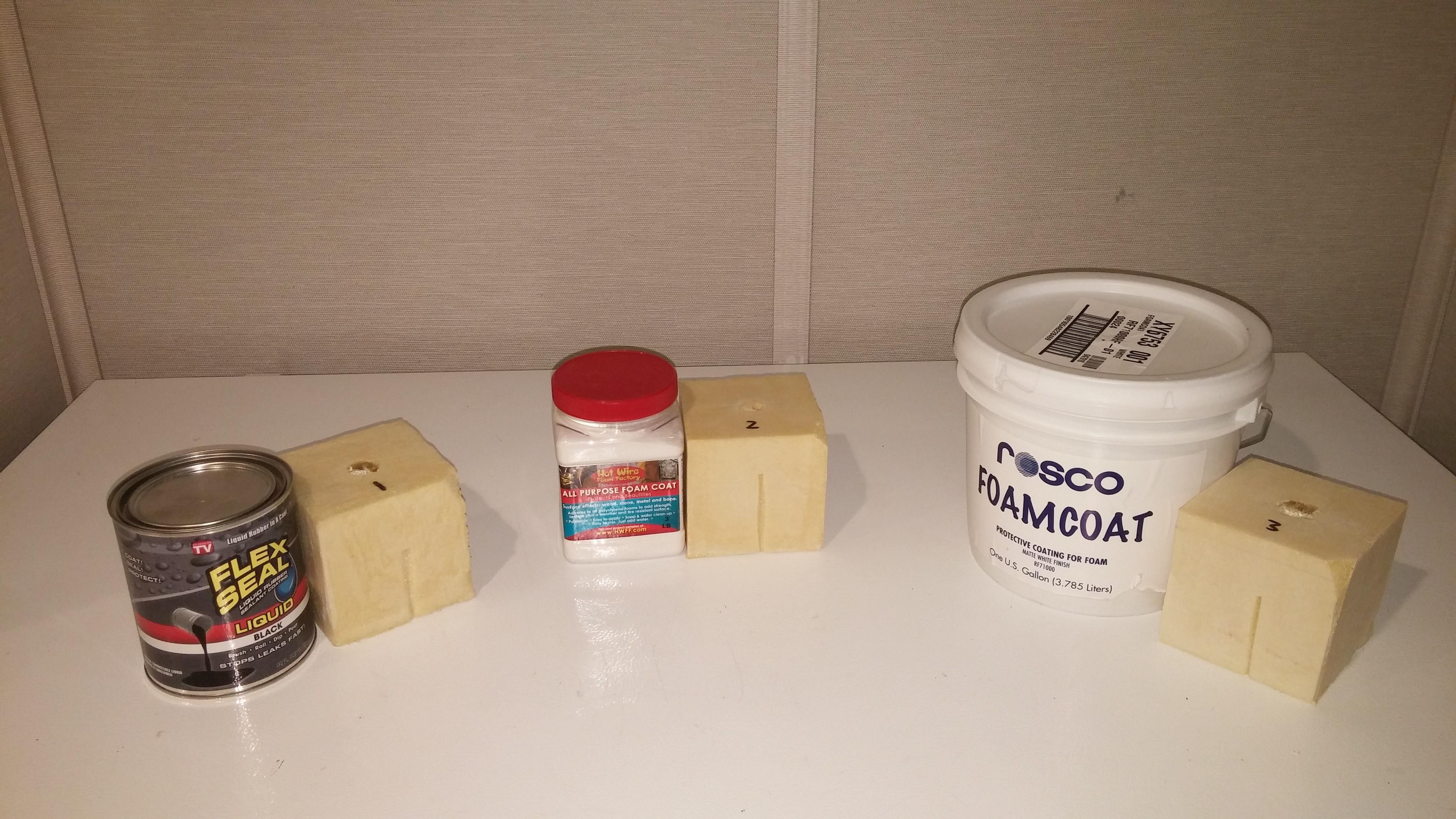 Testing Foam Finishing Products Bitheads Blog