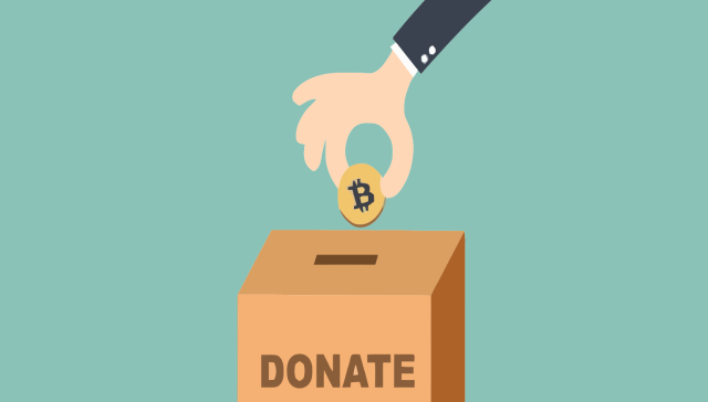 Bitcoin for Charity | BitHope.org